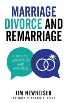 Image for Marriage, Divorce, And Remarriage