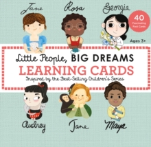 Image for Little People, BIG DREAMS Learning Cards : 40 Fascinating Fact Cards