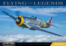 Image for Flying Legends 2021 : 16 Month Calendar September 2020 Through December 2021