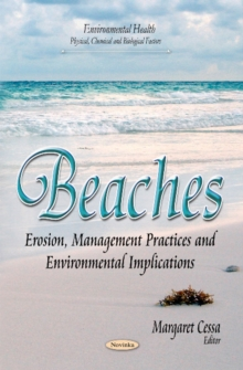 Image for Beaches : Erosion, Management Practices & Environmental Implications