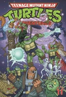 Image for Teenage Mutant Ninja Turtles adventuresVolume 11