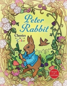 Image for Classics to Color: The Tale of Peter Rabbit