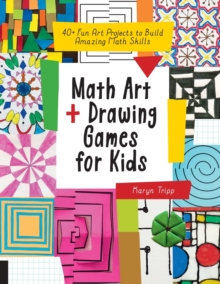 Math Art and Drawing Games for Kids