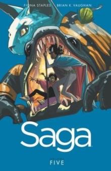 Image for SagaVolume 5