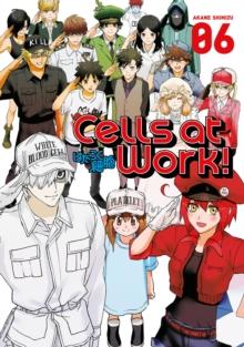Cells at work!6 - Shimizu, Akane