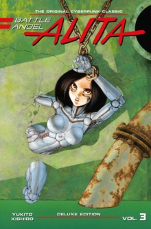 Image for Battle Angel AlitaDeluxe edition 3