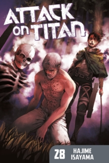 Attack on Titan28 - Isayama, Hajime
