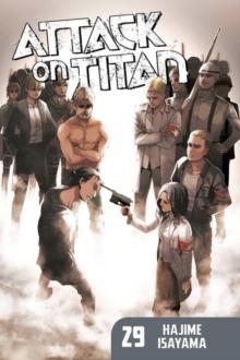 Attack on Titan29 - Isayama, Hajime