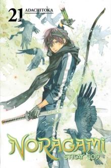 Noragami  : stray god21 - Adachitoka