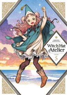 Witch hat atelier5 - Shirahama, Kamome