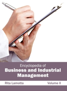 Image for Encyclopedia of Business and Industrial Management: Volume II