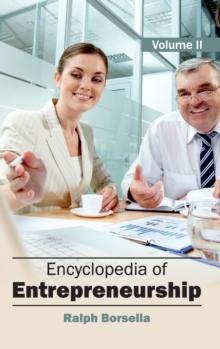 Image for Encyclopedia of Entrepreneurship: Volume 2