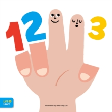 Image for 123 lift & learn  : interactive flaps reveal basic concepts for toddlers