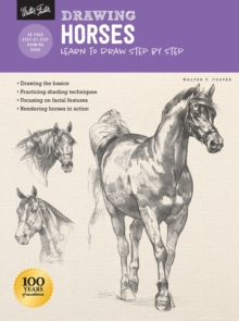 Image for Drawing: Horses : Learn to draw step by step