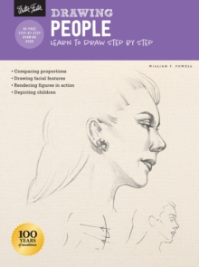 Image for Drawing: People with William F. Powell : Learn to draw step by step
