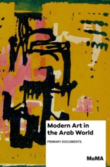 Image for Modern art in the Arab world