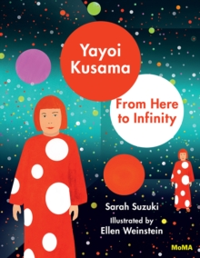 Image for Yayoi Kusama  : from here to infinity