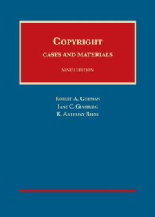Image for Copyright Cases and Materials