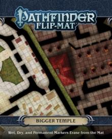 Image for Pathfinder Flip-Mat: Bigger Temple