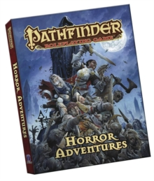 Image for Pathfinder Roleplaying Game: Horror Adventures Pocket Edition