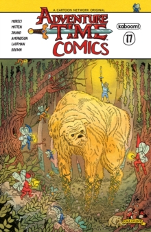 Image for Adventure Time Comics #17
