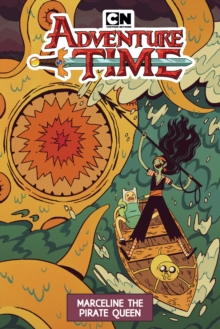 Image for Adventure Time Original Graphic Novel: Marceline the Pirate Queen
