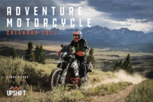 Image for Adventure Motorcycle Calendar 2021