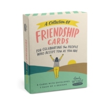 Image for Emily McDowell & Friends Friendship/Encouragement Cards, Box of 8 Assorted