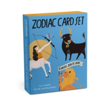 Image for Emily McDowell & Friends Zodiac Cards, Box of 12 Assorted