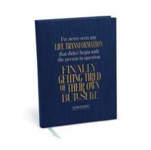 Image for Elizabeth Gilbert Life Transformation Journal