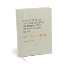 Image for Elizabeth Gilbert Gorgeous and Amazing Journal