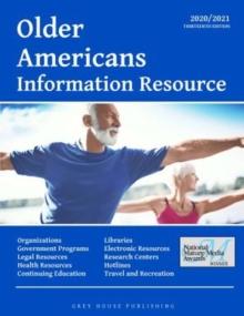 Image for Older Americans Information Resource, 2020/21