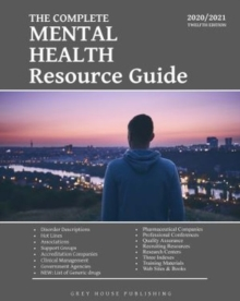Image for Complete Mental Health Resource Guide, 2020/21