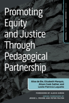 Image for Promoting equity and justice through pedagogical partnership