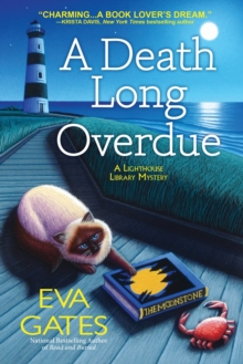 Image for A Death Long Overdue : A Lighthouse Library Mystery