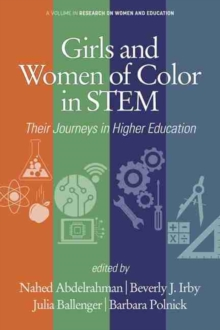 Image for Girls and Women of Color In STEM : Their Journeys in Higher Education