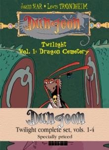 Image for DungeonVols. 1-4