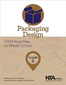 Image for Packaging Design : STEM Road Map for Middle School, Grade 6