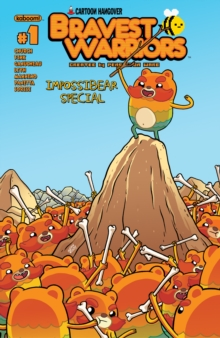 Image for Bravest Warriors Impossibear Special