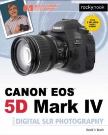 Image for David Busch Canon EOS 5D Mark IV