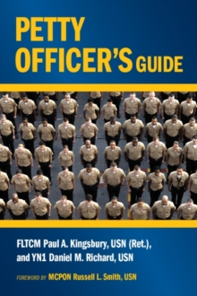 Image for Petty Officer's Guide