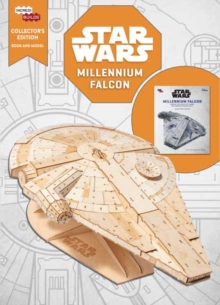 Image for IncrediBuilds: Millennium Falcon: Collector's Edition Book and Model