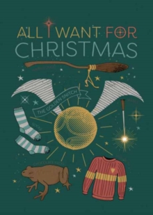 Image for Harry Potter: All I Want For Christmas Embellished Card