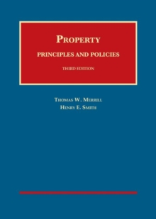 Image for Property : Principles and Policies - CasebookPlus