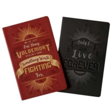 Image for Harry Potter: Character Notebook Collection. Set of 2: Harry and Voldemort