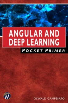 Image for Angular and Deep Learning Pocket Primer