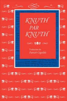 Image for Knuth par Knuth