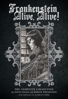 Image for Frankenstein Alive, Alive : The Complete Collection