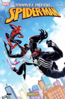 Marvel Action: Spider-Man: Venom - Dawson, Delilah S.