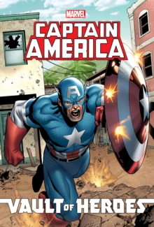 Image for Marvel Vault of Heroes: Captain America